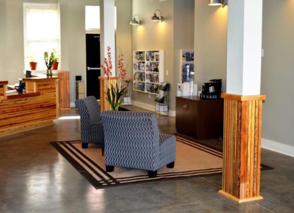 CVB Office Interior