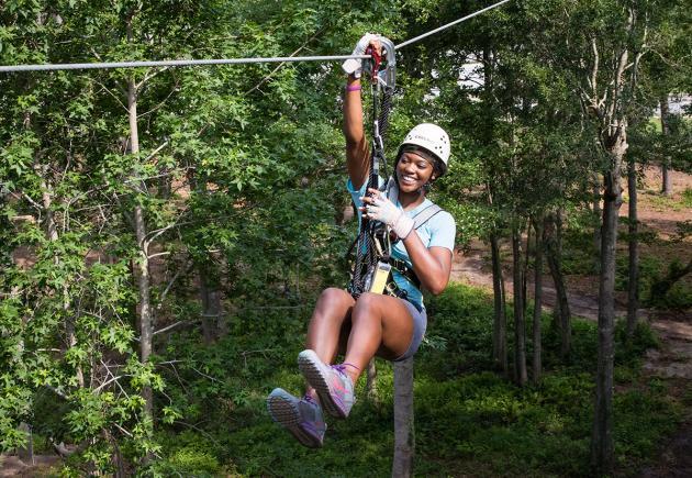 Radical Ropes Adventure Park in Myrtle Beach, SC
