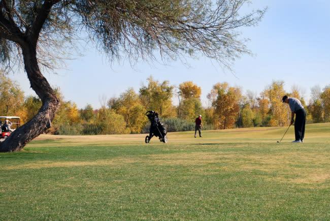 Cocopah bend golf-1