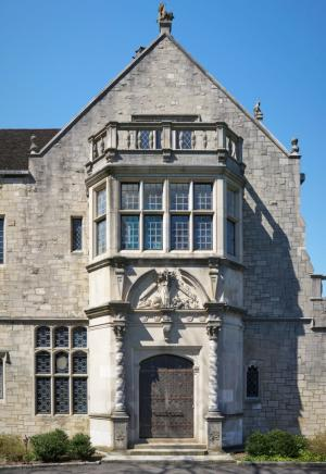 Coe Hall_front