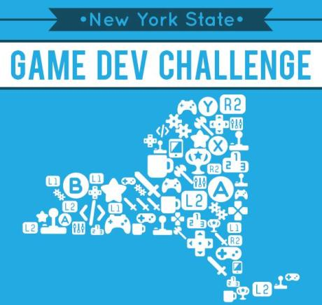 Logo for Game Dev Challenge at RIT