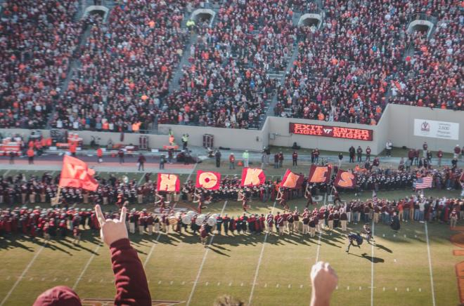Virginia Tech Football - Lane Stadium