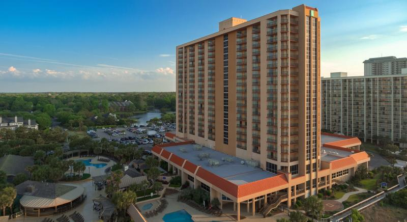 Embassy Suites in Kingston Plantation