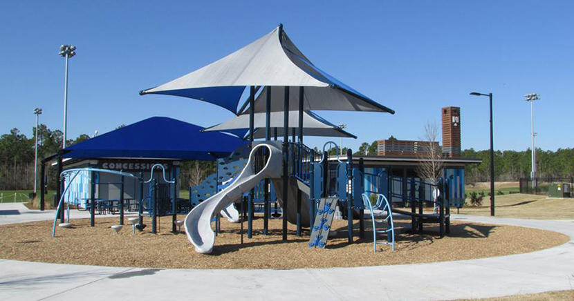 North Myrtle Beach Park and Sport Complex playground