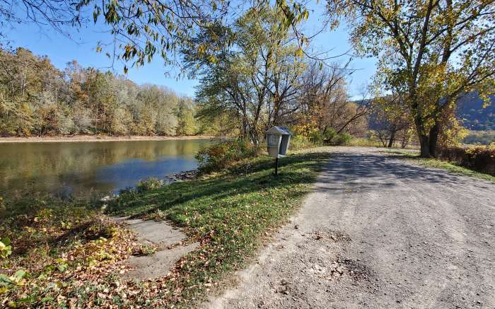 Chemung River River Road Boat Launch