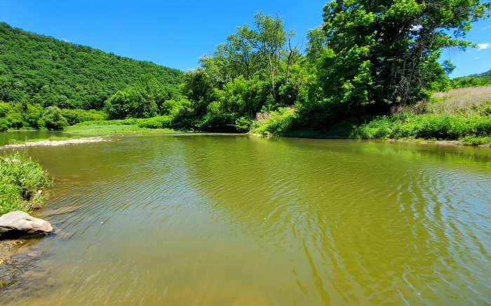 Canisteo River Cameron Boat Launch
