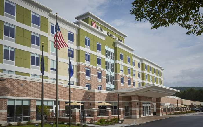 Hilton Garden Inn Corning Downtown
