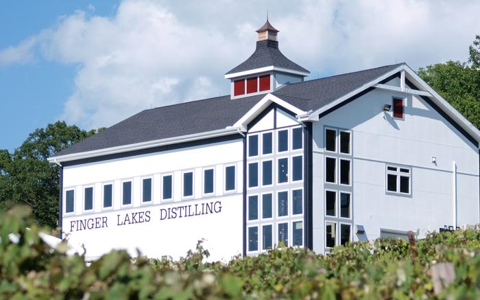 Finger Lakes Distilling