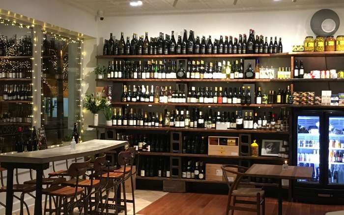 Element Winery at FLX Provisions