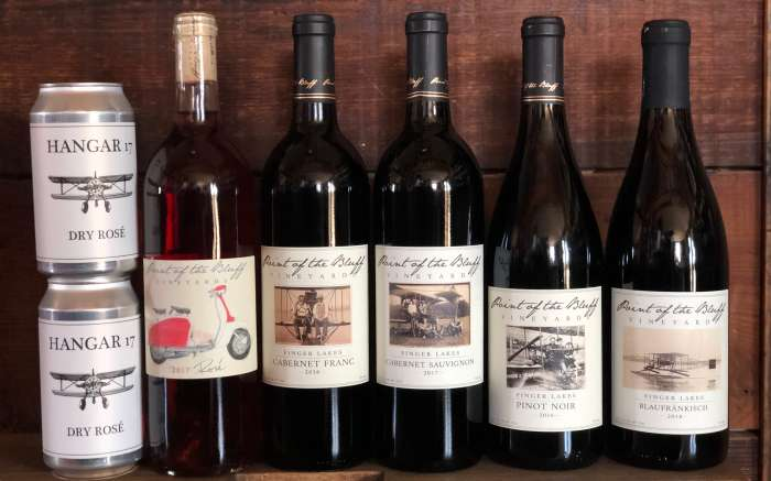 Point of the Bluff Wines