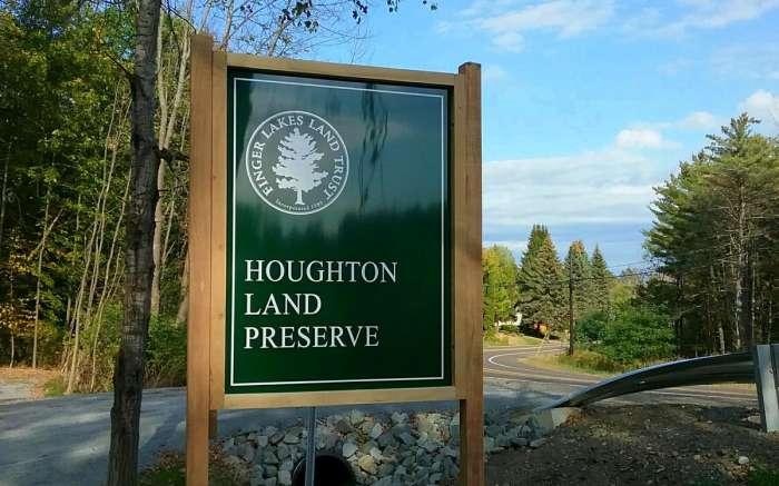 Houghton Land Preserve