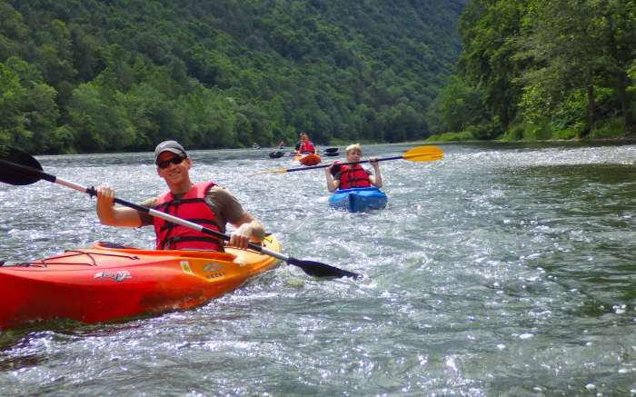 Southern Tier Kayak Tours