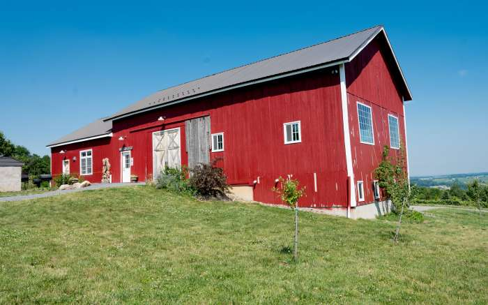 Abandon Brewing Barn