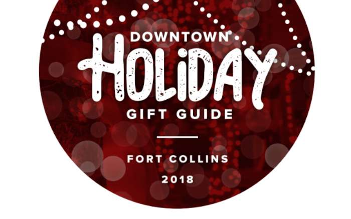 Downtown Fort Collins Holiday Gift Guide