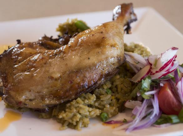 Maytas Peruvian Cuisine Restaurant Week Frederick Md 21704