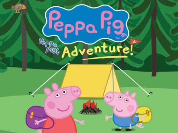 Peppa Pig S Live Adventure