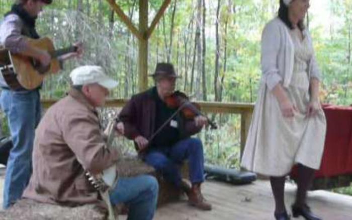 Bluegrass & Clogging