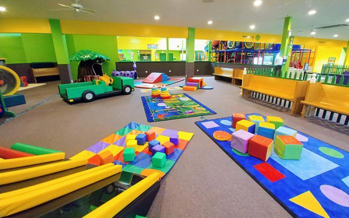 Spunky Monkey Fun Center