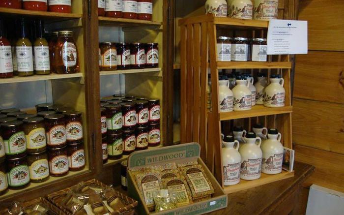Saint Vincent Gristmill & General Store