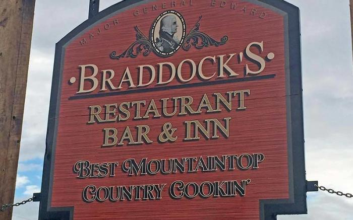 Braddocks Inn Restaurant & Tavern