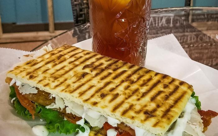 Haz Beanz Sandwich