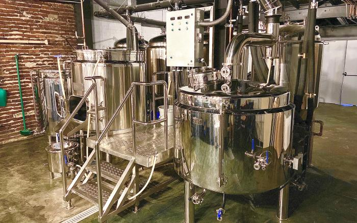 Brewing System