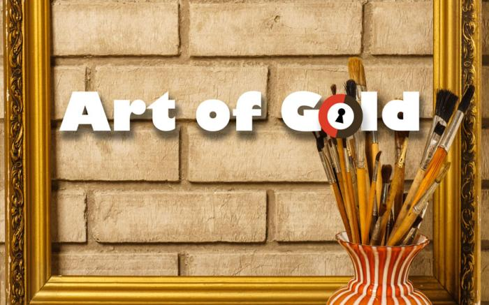 Art of Gold Escape Room