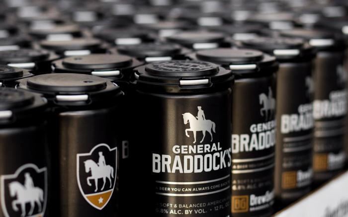 Brew Gentlemen General Braddock