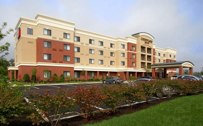 Courtyard by Marriott Greensburg