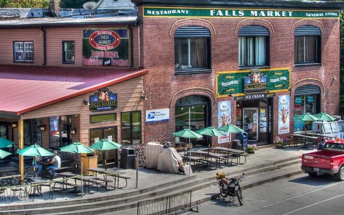 Falls Market