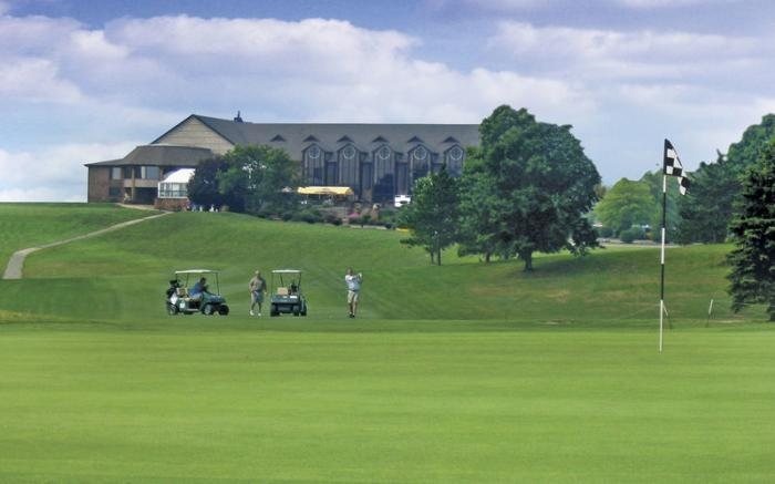 Chestnut Ridge Golf Resort