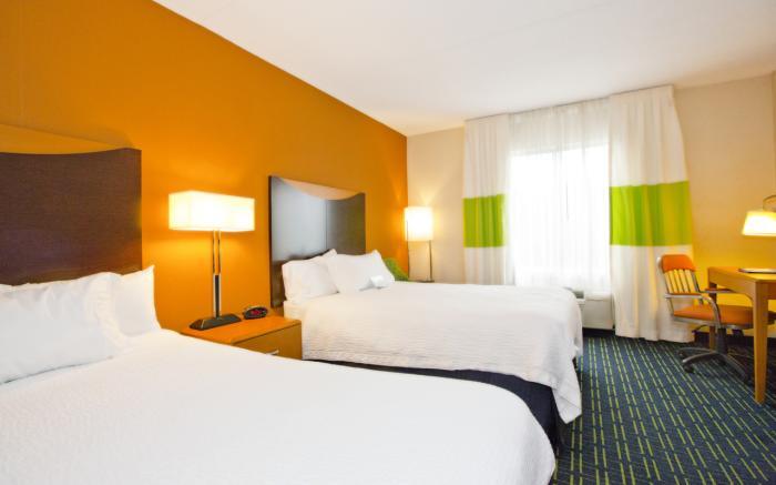 Guestroom / 2 Double Beds
