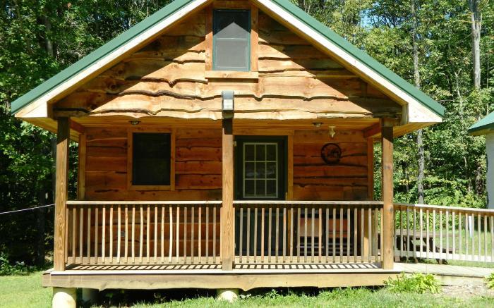 Camp Harmony Cabin