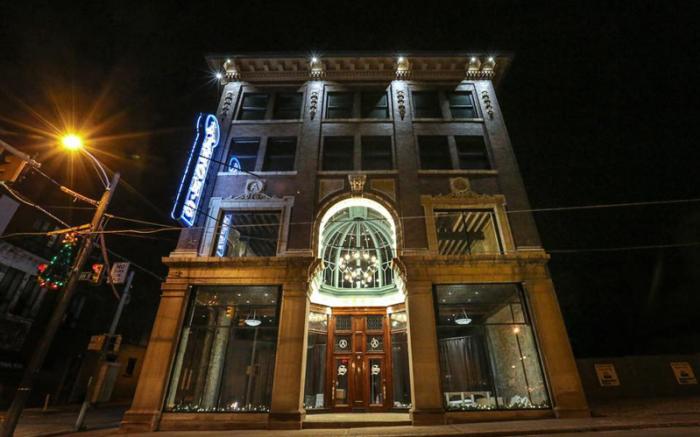 Aaron's Building