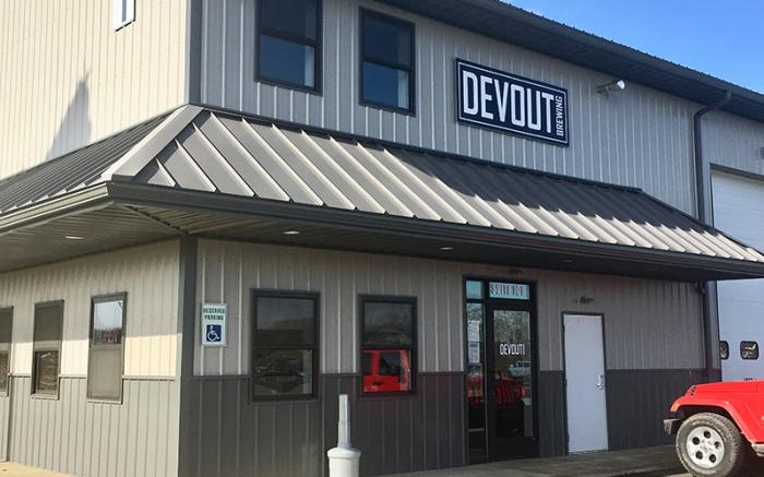 Devout Brewing Company