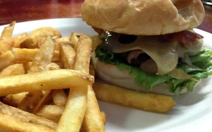 Falls Market Burger