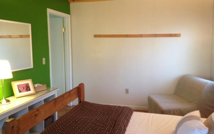 Family Cabin Bedroom