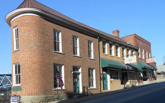 BARC Flatiron Building Heritage Museum & Visitor Center