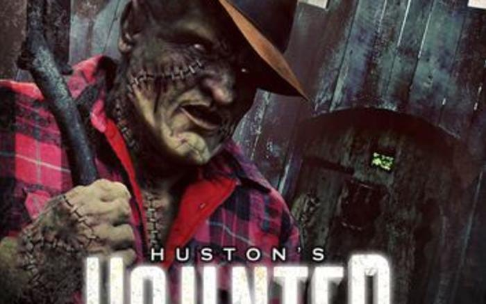Huston's Haunted Hollow