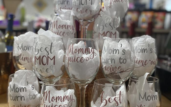 Wine Special For Mom