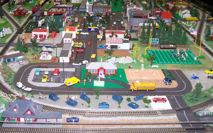 Laurel Highlands Model Railroad Club
