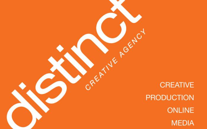 Distinct Creative Agency logo
