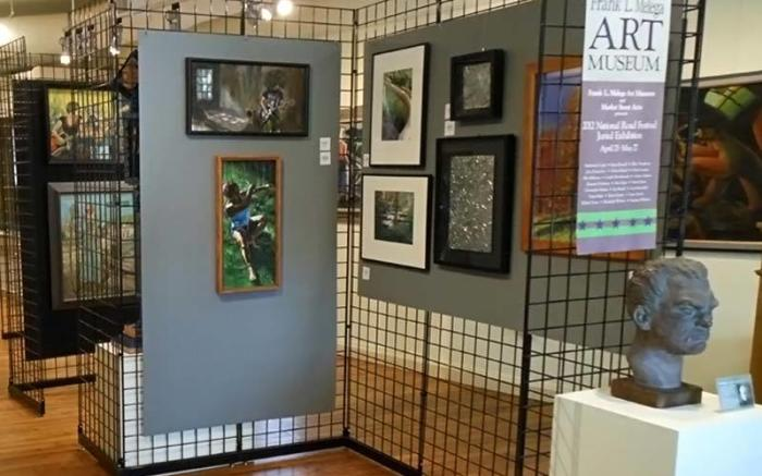 National Road Juried Art Exhibition