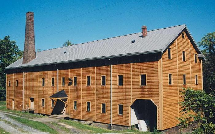 Saint Vincent Gristmill & General Store