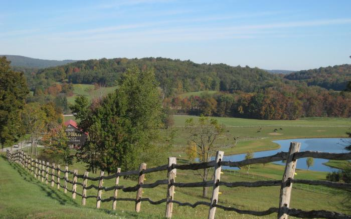 Scenic Byway (Routes 711-381)