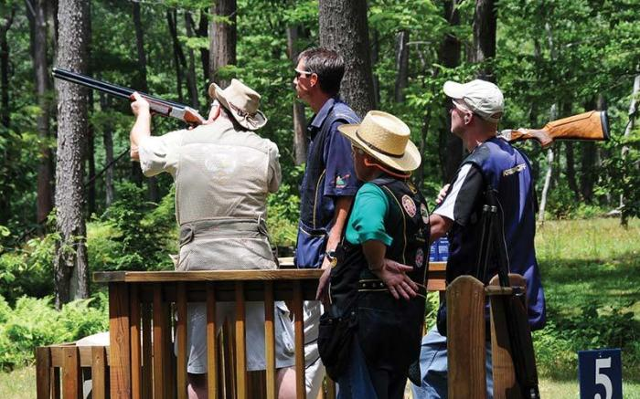Seven Springs Mountain Resort Sporting Clays