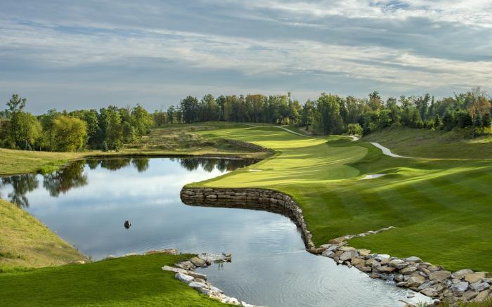 Nemacolin Woodlands Resort Golf