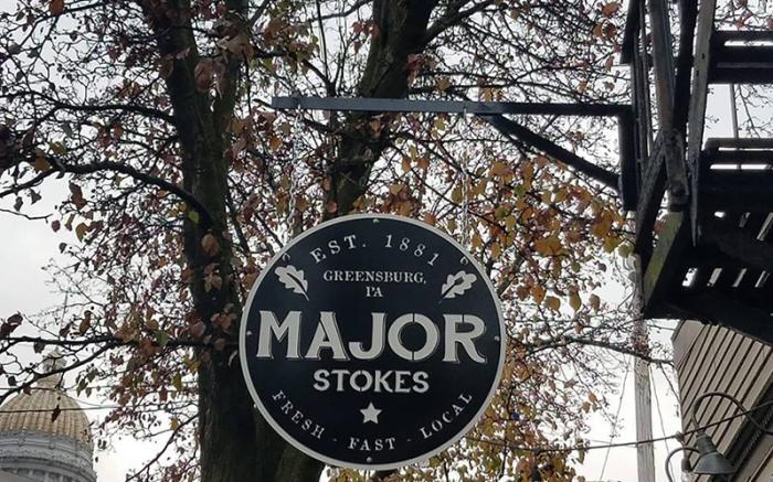 Major Stokes Bar