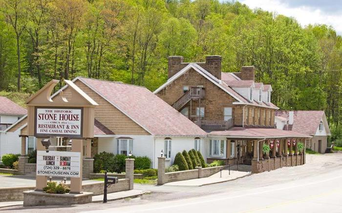 Historic Stone House Restaurant
