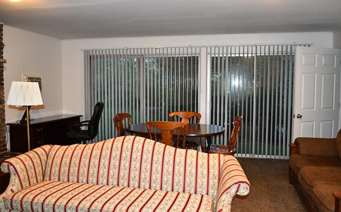 Suite Double Door